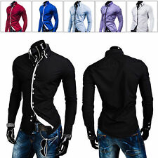 Unbranded Singlepack Striped Casual Shirts & Tops for Men