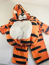 Carters Halloween Costume Little Tiger Infant  2 PC  6-9 MONTHS