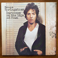 Bruce Springsteen - Darkness On The Edge Of Town - 1978 Vinyl LP - JC 35318 RE
