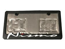 Nismo Classic License Plate Frame #Nissan #GTR #370Z #Nismo