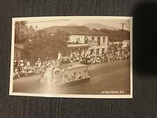 Elks Club Helldorado Celebration Vintage Postcard Coca Cola Truck Las Vegas #8