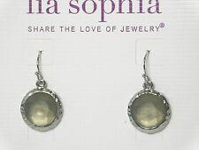 "Beautiful Lia Sophia ""COOL KIDZ, by Shannon"" Dangle Earrings, NWT"