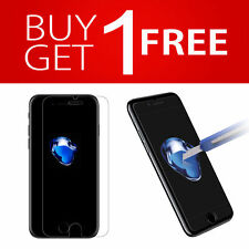 (PACK OF 2) 2.5d Hard Real HD Tempered Glass Screen Protector For Apple Iphone 7