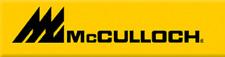 Ricambi MCCULLOCH Motosega / Decespugliatore / Rasaerba / Soffiatore / Tosasiepe
