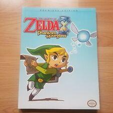 Legend Of Zelda: Phantom Hourglass - Official Prima Strategy Guide - Nintendo DS