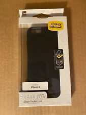 OtterBox Symmetry Series Case for iPhone 6 Smartphones - Black Never Used