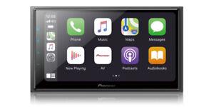 Pioneer DMH-W4600NEX RB 2 DIN Media Player Bluetooth Wifi CarPlay Android Auto
