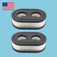 2x Air Filter Fits Briggs & Stratton 4247 5432 5432K 593260 798452 Rotary 14364