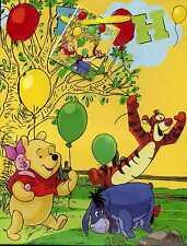 Bambini regalo sacchetto WINNIE THE POOH DISNEY REGALO Borse mezzi ki2503