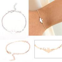 Tiny Peace Dove Bracelet Soar Flying Birds Bracelet Cute Swallow Bird Bracele Td