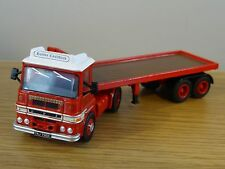 Oxford Diecast AITONE Coulthard ERF LV Flatbed Truck modello 76SET45 1:76