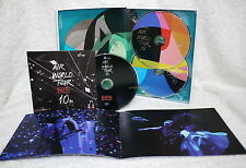 Sodagreen Air World Tour 10 Taiwan Ltd CD+Live DVD+Bonus DVD (Preorder Version)