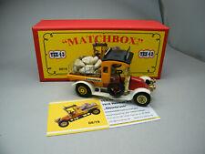 Matchbox MoY Code 2 YEX-43 Renault Steinbruch Komplettumbau rote Box 1 von 6