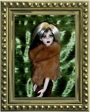 ~ Vintage Style Mink Fur Paw For Evangeline Ghastly, Ellowyne Wilde Dolls~