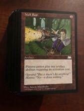 MTG Weatherlight Magic the Gathering 167 Unplayed NM/M Card Complete Set