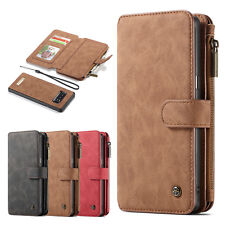 Leather Wallet Purse Holder Phone Case For iPhone X XS Max XR 5 6 7 8 Samsung S9