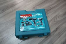 Makita LXT211S 1/2-inch Hammer Drill and 1/4-inch Impact Driver Combo Kit