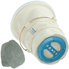 NILFISK Vacuum Cleaner Main Cotton Filter Kit + 2 x Air Filter Pads GM80 GS80
