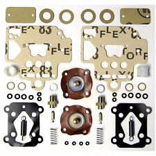 DELLORTO DHLA TWIN 45 CARBURETTORS/CARBS - PAIR OF GENUINE GASKET/SERVICE KITS