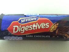 332gram PACK OF MCVITIES DARK CHOCOLATE DIGESTIVE BISCUITS - BRITISH CHOCOLATE