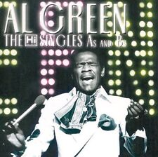 Al Green ‎– The Hi Singles As And Bs (Willie Mitchell Prod) 2CD 2000 NEW/SEALED