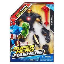Hasbro Marvel Super Hero Mashers Action Figures Iron Man