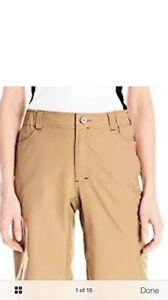 Gore Bike Shorts Olive TCOULI120008 Women's Countdown 2.0 M NWT $129