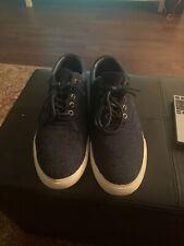 Polo Ralph Lauren Blue Men's Thornthon Sneaker Size 11