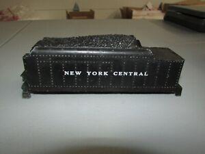 Gilbert American Flyer HO Scale New York Central Hudson tender Shell NICE!!