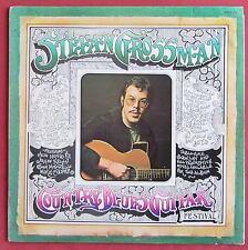 STEFAN GROSSMAN LP ORIG UK COUNTRY BLUES FESTIVAL