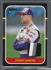 DENNY HAMLIN 2020 Panini Donruss SHEET METAL RELIC 3 colors