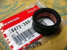 Honda CB 750 Four K0 K1 K2 - K6 Auspuff Gummis Tube muffler connecting Original