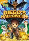 Go, Diego, Go - Diegos Halloween (DVD, 2008)