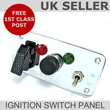 INTERRUTTORE Accensione Pannello Push Button START (fibra di carbonio)