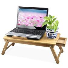 Bamboo Folding Computer Desks Furniture