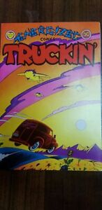 TRUCKIN' #2 ENERGIZED COMICS THE PRINT MINT UNDERGROUND COMICS Great shape