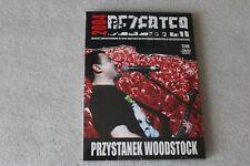Dezerter - Przystanek Woodstock DVD - POLISH RELEASE
