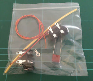 GMRspares Orange Tiny Terror Effects Loop Modification Kit