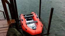 Inflatable Boat- super high quality  NEW IN BOX  3 -4 person fit easy