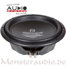 AUDIO SYSTEM R-12 Flat 30cm Flach-Subwoofer 575  Watt Auto Woofer Radion R12 FL