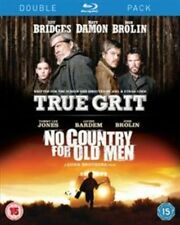 True Grit/No Country for Old Men Blu-ray (2012) Jeff Bridges