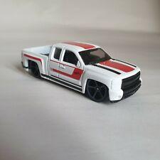 Hot Wheels Chevy Silverado Loose Car Mint Condition Rare*