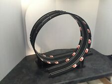 CARRERA GO 1:43 SCALE LOOP THE LOOP TRACK, Includes track supports and joiner's.