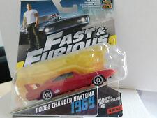 Mattel 1:55 wie Hot Wheels - Fast & Furious - F&F 6 - Dodge Charger Daytona 1969
