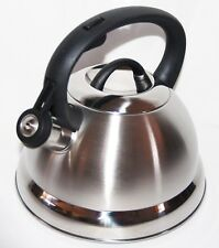 1.65L High Quality Stainless Steel Whistle Tea Kettle for home and camping