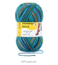 Regia Design Line by Kaffe Fassett Sockenwolle 100g Fb. 03773 jewel color