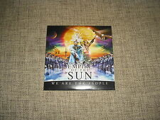 EMPIRE OF THE SUN - WE ARE THE PEOPLE - 3 TRACK LIMITED ADVANCE RADIO PROMO RARE