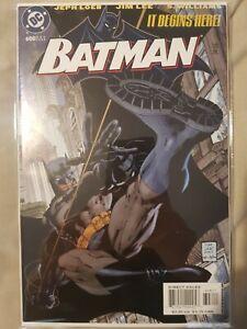 Batman #608 Hush Story Arc
