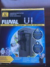 Fluval U1 Underwater Aquarium Filter 55 L (15 US Gal) Freshwater/Marine/Reptile