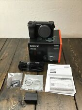 Sony Alpha A6400- Used *READ*